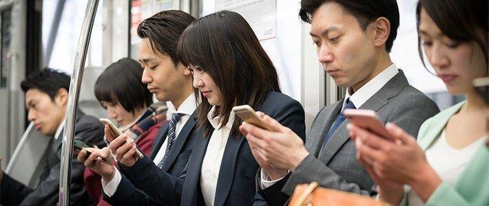 شماره تلفن های ژاپن تمام می گردد