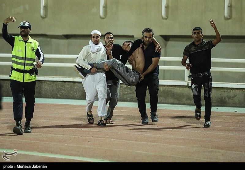واعظ آشتیانی: بخشی از ناهنجاری ها به دلیل تحقیر تماشاگران در استادیوم ها است
