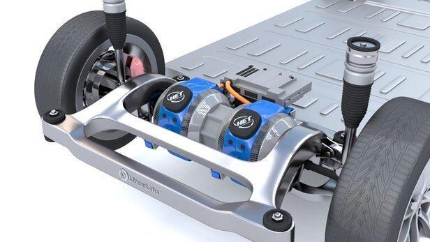 افزایش قدرت و گشتاور در کنار کاهش وزن با ابداع یک موتور الکتریکی جدید