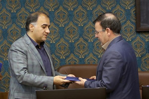 مدیرکل دفتر هماهنگی امور استان های سازمان میراث فرهنگی منصوب شد