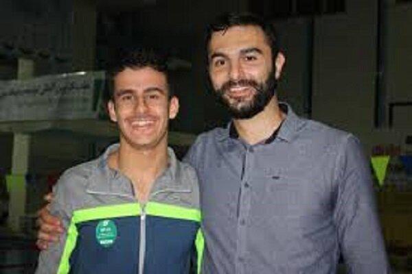 شناگران جوان ایران قبل از مسابقه می بازند