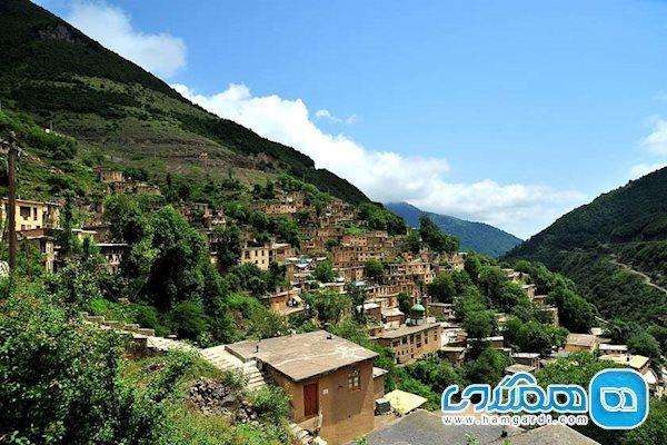 شهر ماسوله ، بهشت تاریخی شمال ایران