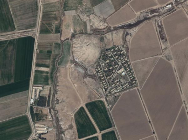 حدس های جدید برای معین عرصه و حریم تپه ابوفندوا