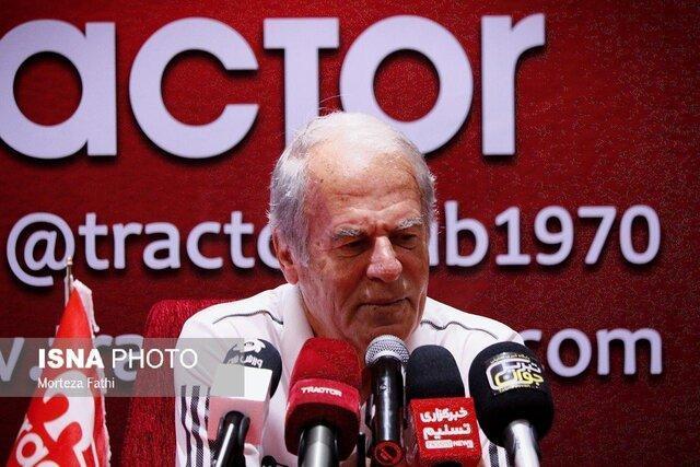 دنیزلی: در کورس قهرمانی خواهیم بود، مشکل گلزنی را به زودی حل می کنیم