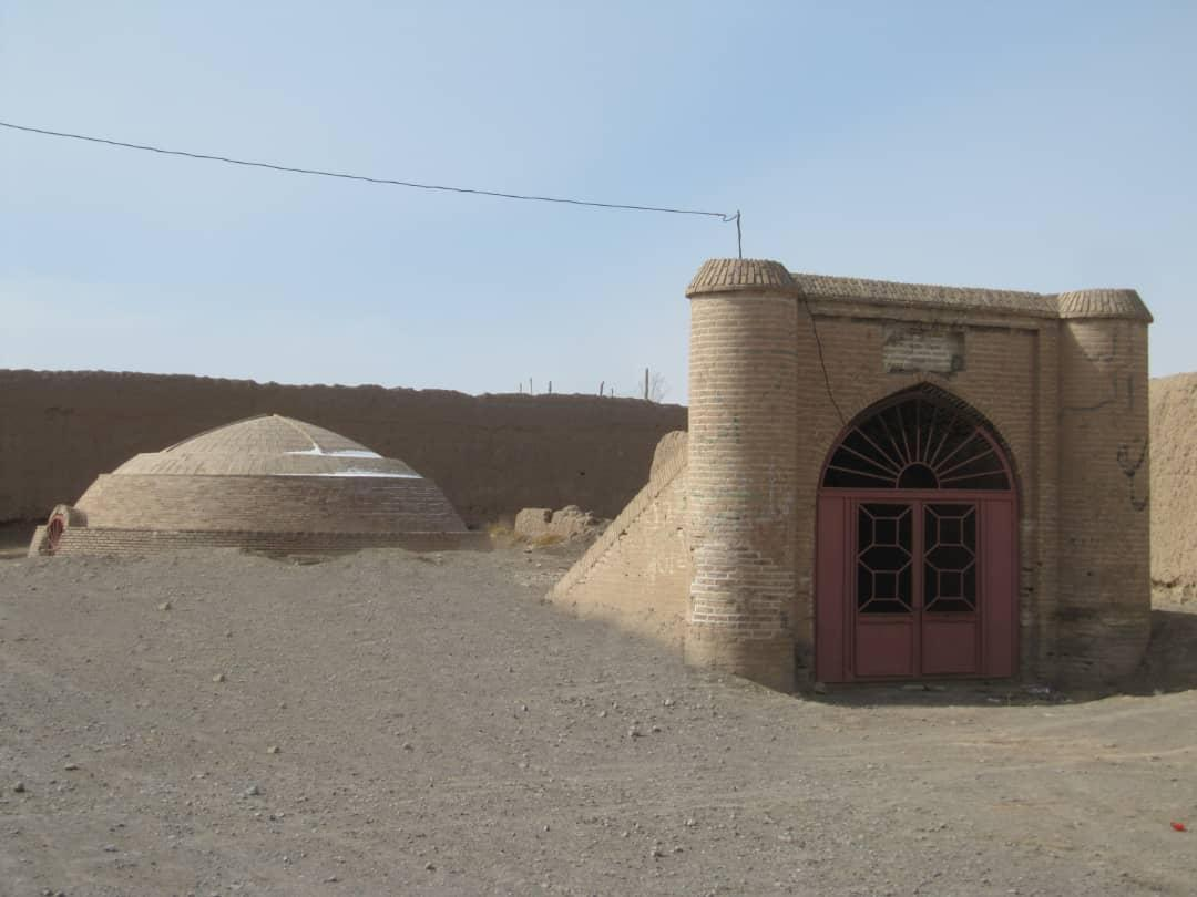 6 سال حبس برای سارق پنجره های آب انبار تاریخی اکبرآباد رشتخوار