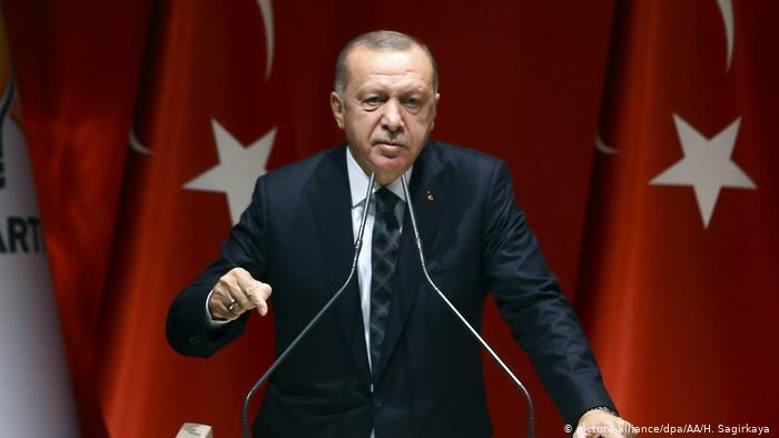 اردوغان: وارد منبج نمی شویم ، ناتو بین ما و تروریسم انتخاب کند