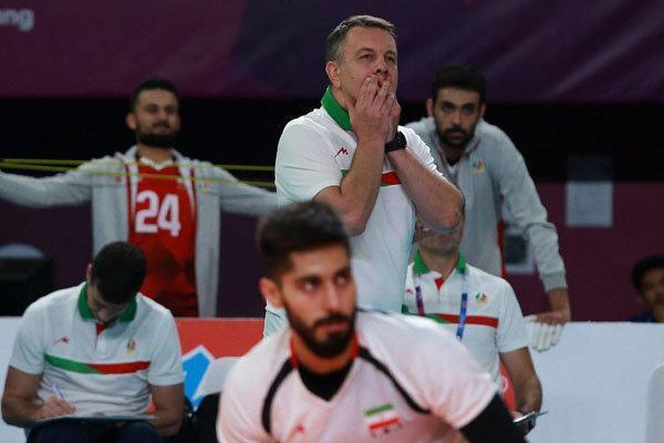 نگران آینده والیبال ایران نیستم، مشکلاتی داشتیم که رفع نشد