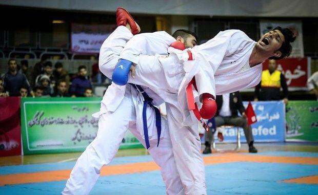 نتایج هفته نخست لیگ برتر کاراته