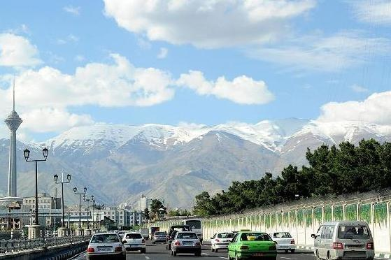 هوای تهران فعلا سالم شد