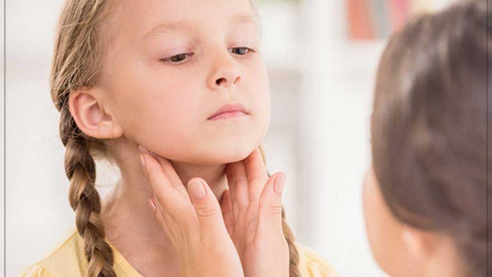 علائم کم کاری تیروئید در بچه ها