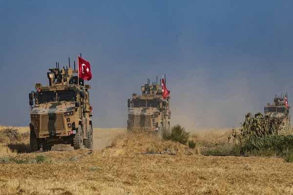 عبور ستون بزرگ ارتش ترکیه به سوریه، تشدید تنش روسیه و ترکیه