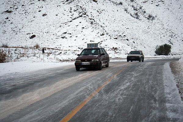 جاده چالوس امروز یکطرفه می شود