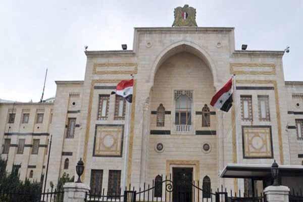 مجلس سوریه نسل کشی ارامنه را به رسمیت شناخت