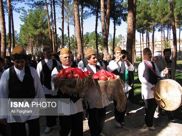 برگزاری دهمین جشنواره انار ساوه پس از چهار سال وقفه