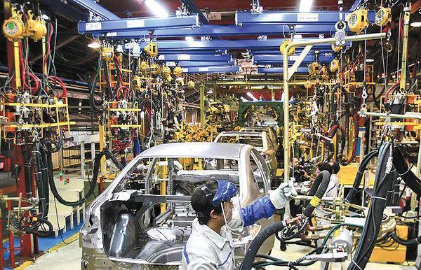 افزایش احتمل توقف تولید خودرو در ایران!