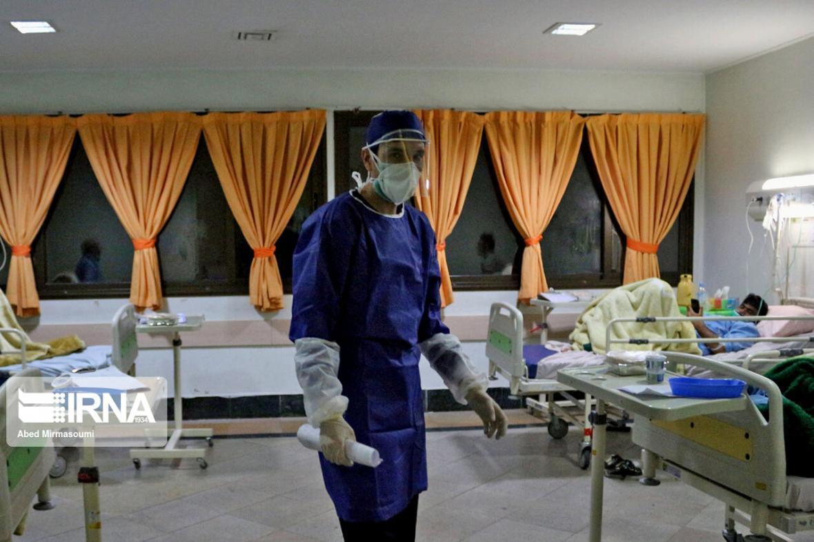 خبرنگاران 335 بهبودیافته کرونا از مراکز دانشگاه علوم پزشکی سمنان مرخص شدند