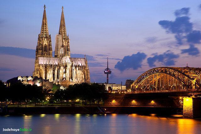 بهترین مکان ها برای دیدن در آلمان