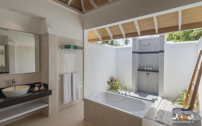 هتل 5 ستاره کورومبا در منطقه خوش آب و هوای مالدیو، اقامتگاه مورد علاقه گردشگران
