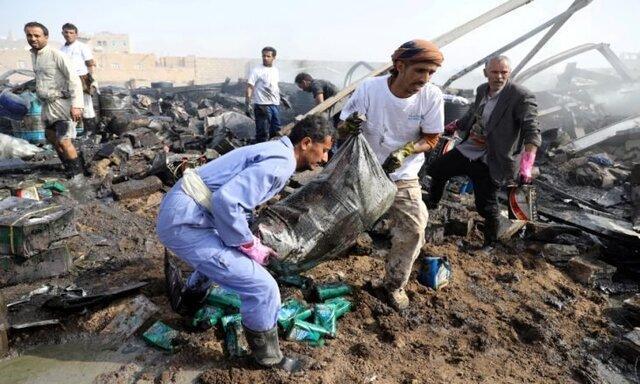 ادله مستدل سازمان ملل درباره ارتکاب جنایات جنگی عربستان و امارات در یمن
