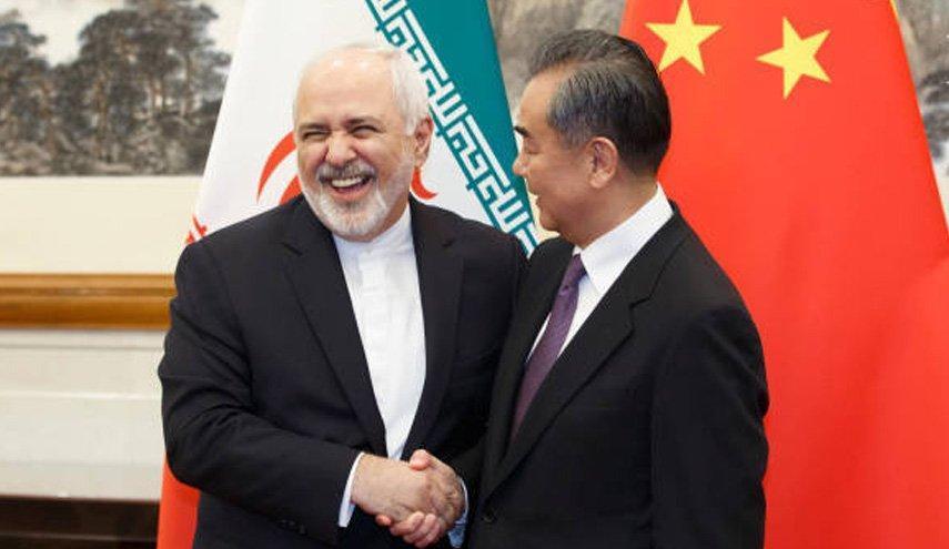 رایزنی های سازنده ظریف با همتای چینی، پکن خواهان تعمیق مشارکت راهبردی جامع دوجانبه با ایران است