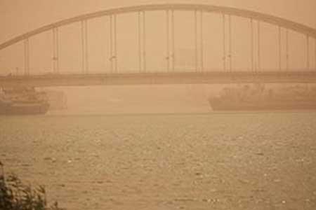 افزایش غلظت آلاینده های جوی در شهرهای صنعتی و پرجمعیت