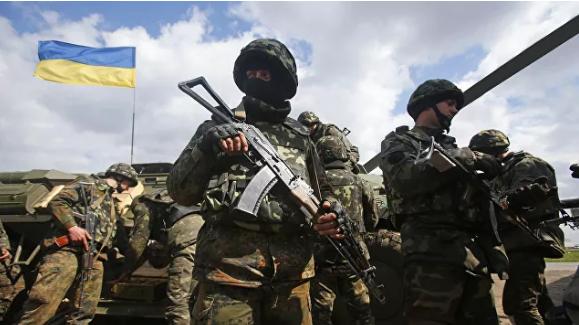 حمله توپخانه ای ارتش اوکراین به مواضع جدایی طلبان