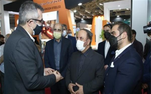 سیزدهمین نمایشگاه بین المللی بورس، بانک و بیمه شروع به کار کرد